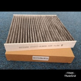 image of Cabin Air Filter Carbon Nissan Navara NP300 (2014-2018)