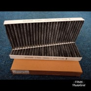 image of Cabin Air Filter Carbon Fiber Nissan Navara D40