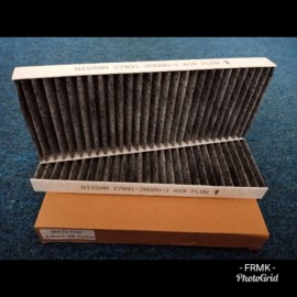 image of Cabin Air Filter Carbon Fiber Nissan Navara D40