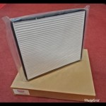 Cabin Air Filter Carbon Fiber Toyota AltisWishCaldina 2003-2006