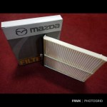 Cabin air filter Mazda 3/6/CX5