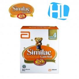 image of Similac Gain Kid 600g BIB