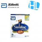 Similac Gain Plus 600g BIB