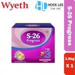 Wyeth S26 Progress 1.8kg X 1