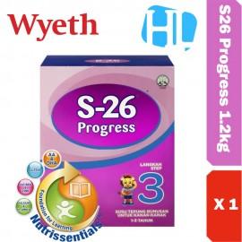 image of Wyeth S26 Progress 1.2kg X 1