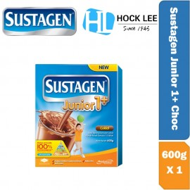 image of Sustagen Junior 1+ Choc 600g X 1