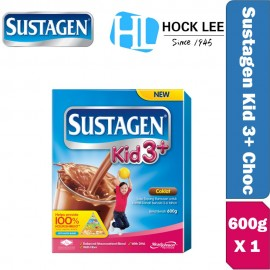 image of Sustagen Kid 3+ Choc 600g X 1