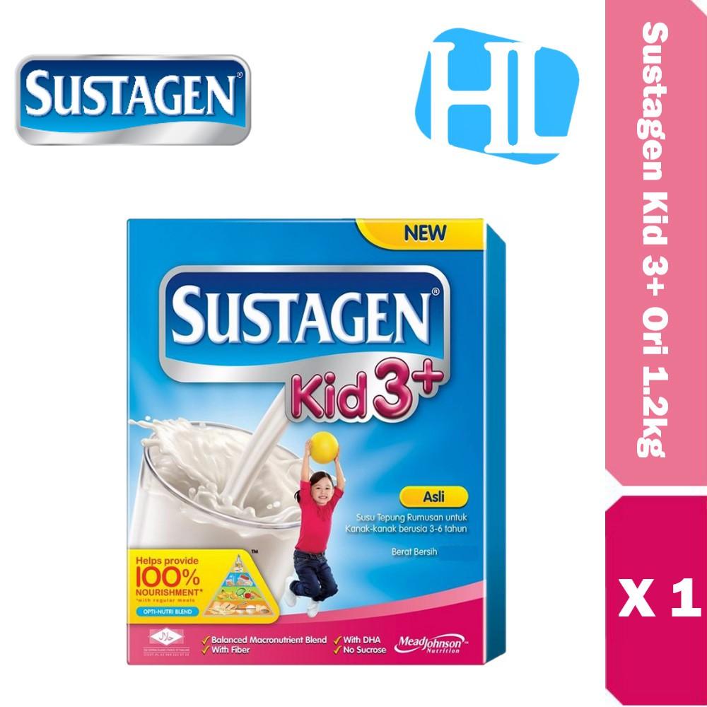 Sustagen Kid 3+ Original 1.2kg