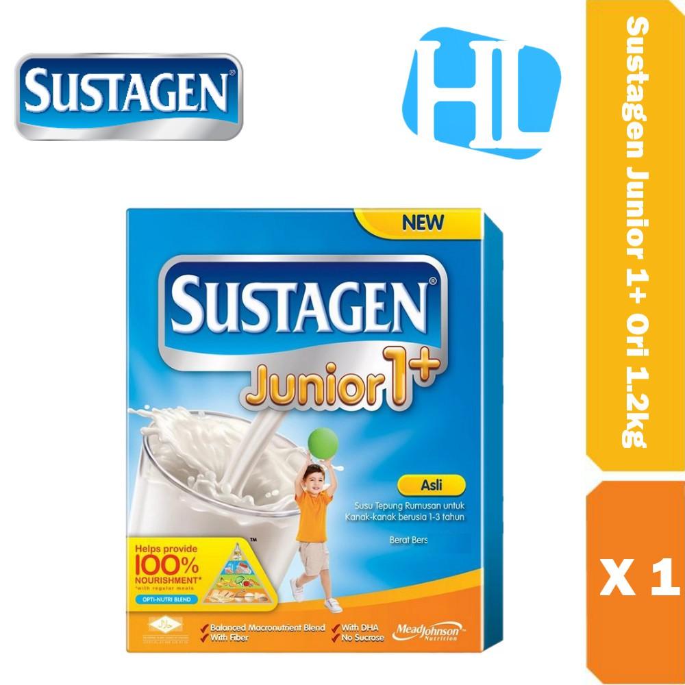 Sustagen Junior 1+ Original 1.2kg