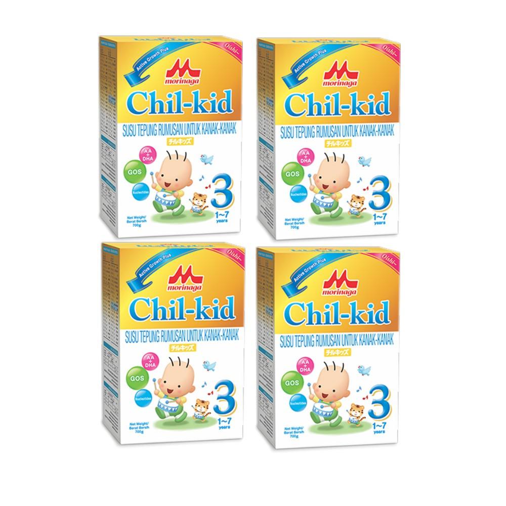 Morinaga Chil-kid 3 (700g x 4)