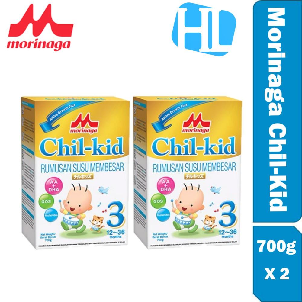 Morinaga Chil-Kid 3 700g X 2