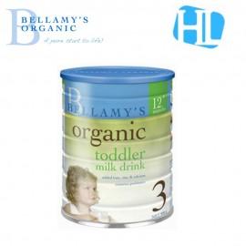 image of Bellamy's Organic Toddler Milk Drink Step 3 900g X 1
