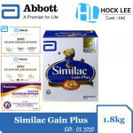 Similac Gain Plus 1.8kg BIB