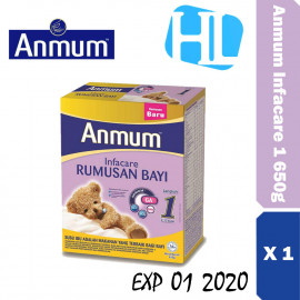 image of Anmum Infacare Step 1 650g
