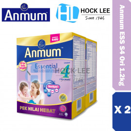 image of Anmum Essential Step 4 Original 1.2kg X 2