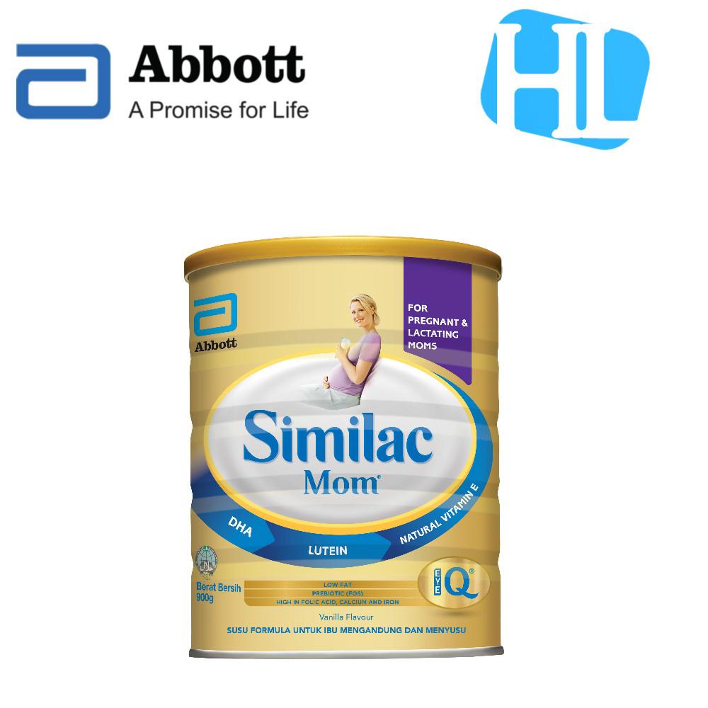 Abbott Similac GOLD Mom 900g X 1