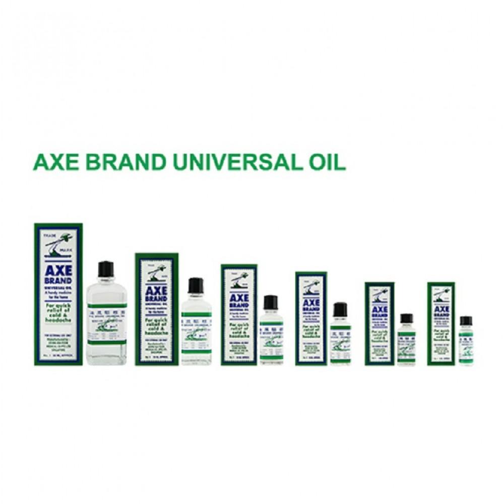Axe Brand Medicated Oil 3ML/10ML/14ML/56ML