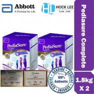 image of Pediasure Complete Vanilla 1.8kg (3 x 600g) BIB X 2