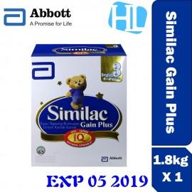image of Similac Gain Plus 1.8kg BIB