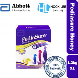 image of Pediasure Complete Honey 1.2kg BIB X 1