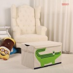 3 Sprouts Big Storage Box with Cover