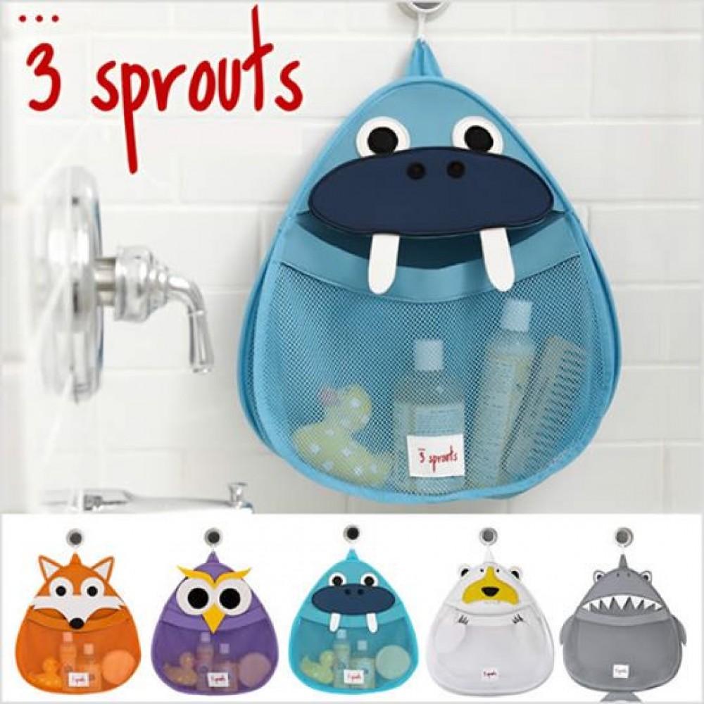3 Sprouts Bath Organizer