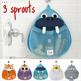 image of 3 Sprouts Bath Organizer