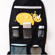 image of 3 Sprouts Backseat Organizer