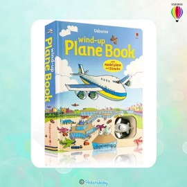 image of Usborne Wind-Up Game Book (limited edition price)