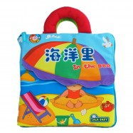 image of [Little B House] Cloth Book - In The Sea -BT12