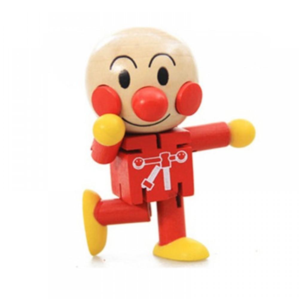 [Little B House] Anpanman Wonden Bendable Puppet Play Doll Toy -BT35
