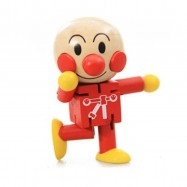 image of [Little B House] Anpanman Wonden Bendable Puppet Play Doll Toy -BT35