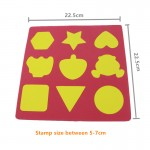 [Little B House] Magic Water Pen/Stamps Writing Painting for Aqua Doodle Drawing Toys Mat-BT36