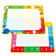 image of 73x100cm Water Drawing Painting Writing Magic Pen Doodle Mat Toy Early Learning -BT36-XL