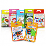 image of [Little B House] Magic Water Drawing Book Kids Painting Colouring Board -BT41