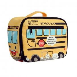 image of Yellow School Bus Series Cute Multifunction Mom's Diaper Bag -MMB103