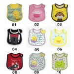 [Little B House] Carter's three Layer Waterproof Baby Bib -BB05
