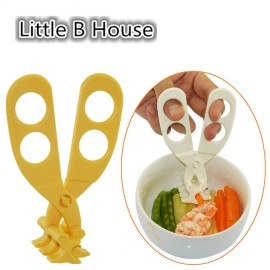 image of [Little B House] Multi-functional Baby Food Scissors with box -AP1305