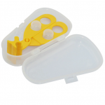 [Little B House] Multi-functional Baby Food Scissors with box -AP1305