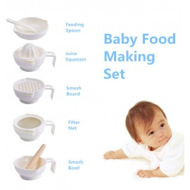 image of [Little B House] Baby Food Making Set -yphb-Y26503