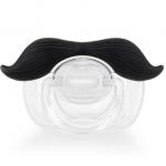 [Little B House] Mustachifier Mustache Pacifier -MZ-15