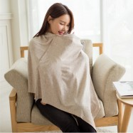image of [Little B House] Multi-purpose Nursing Breastfeeding Cover Scarves-BF01