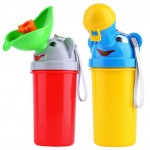 [Little B House] Portable Travel Baby Kids Leak-proof Plastic Urinal Boy Girl Kid Potty Training Urination - BA02