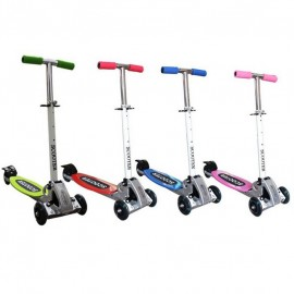 image of [Little B House]  4 Color High Quality Foldable Wheel Balance Kids Kick Scooter - OD02