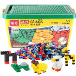 [Little B House] Building Blocks Small Size Compatible with Brands Blocks -BT181