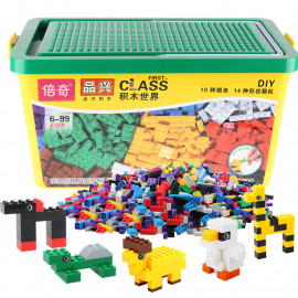 image of [Little B House] Building Blocks Small Size Compatible with Brands Blocks -BT181