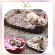 image of HOT SALES - XL PET BED for Golden Retriever / Husky (90x70CM)