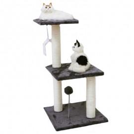 image of Cat Kitten Fancy Fun Condo Scratcher Tree Play House