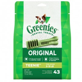 image of READY STOCK - Original Greenies Teenie 340G (43PCS)