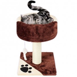 image of READY STOCK - MIX MATCH Cat Kitten Comfy Scratcher Condo